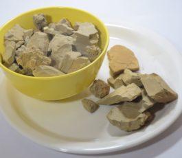 Edible bentonite Clay