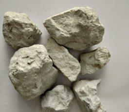 Snow white Clay