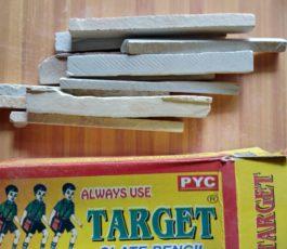 Target brand Slate pencil